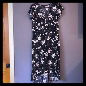 Springtime in a dress.